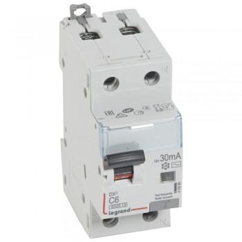 L410999 АВДТ DX3 1П+Н C6А 30MA-AC