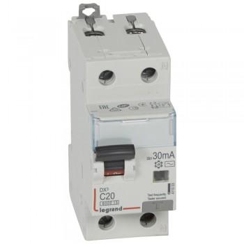L411003 АВДТ DX3 1П+Н C20А 30MA-AC