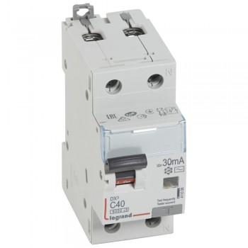 L411006 АВДТ DX3 1П+Н C40А 30MA-AC