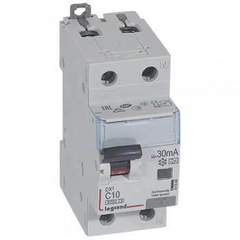 L411048 АВДТ DX3 1П+Н C10А 30MA-A