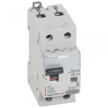 L411051 АВДТ DX3 1П+Н C20А 30MA-A