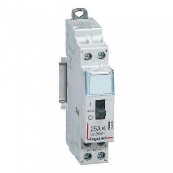 L412500 CX3 К-р быт.230Vб/ш.1НО+1НЗ 25А
