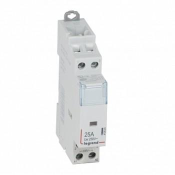 L412523 CX3 Контактор 230V 2НО 25А