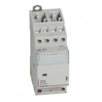 L412533 CX3 Контактор 230V 2НО+2НЗ 25А
