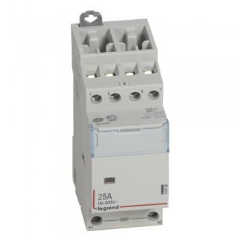 L412536 CX3 Контактор 230V 4НЗ 25А