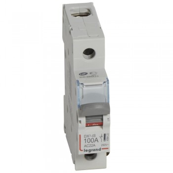 L406423 Выкл.разъед.DX3 1П 100A