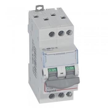 L406457 Выкл.разъед.DX3 3П 20A