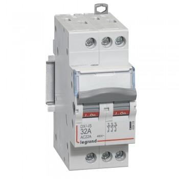 L406459 Выкл.разъед.DX3 3П 32A