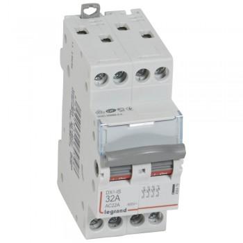 L406479 Выкл.разъед.DX3 4П 32A
