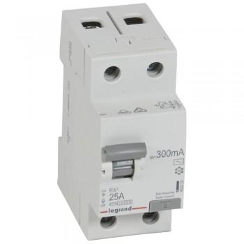 L402032 RX3 ВДТ 300мА 25А 2П AC