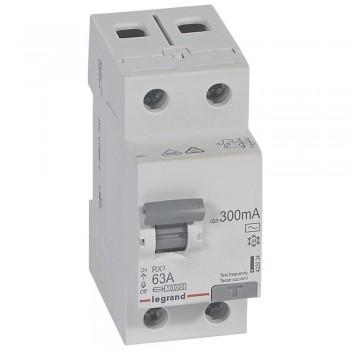 L402034 RX3 ВДТ 300мА 63А 2П AC