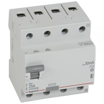 L402062 RX3 ВДТ 30мА 25А 4П AC