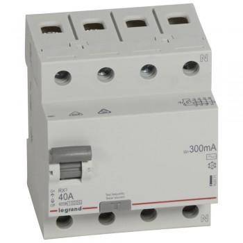 L402071 RX3 ВДТ 300мА 40А 4П AC
