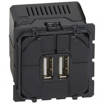 Зарядное устройство 2хUSB – 1500 мА - Программа Celiane