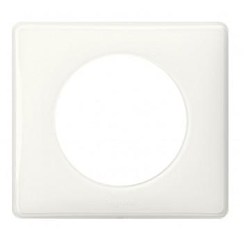 Рамка 1-я, белый глянец, универсальная Celiane