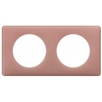 "Celiane. Рамка 2-постовая. Цвет ""Перкаль розе"""