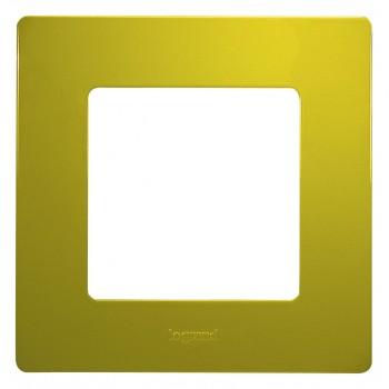 Рамка 1-я, зеленый папоротник, универсальная Etika