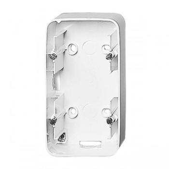 Коробка 2-я без рамки, белая Valena Allure