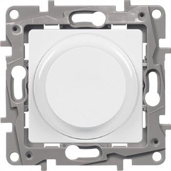 Светорегулятор поворотный 300Вт, белый