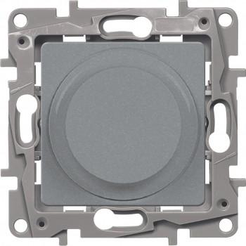 Светорегулятор поворотный 300Вт, алюминий