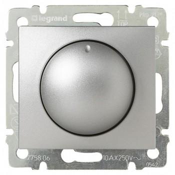 Светорегулятор поворотный 400Вт, алюминий