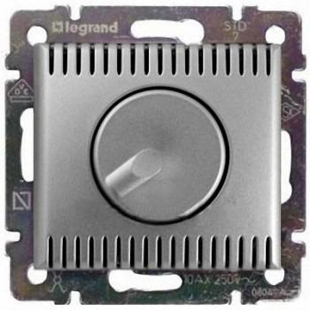 Светорегулятор поворотный 100-1000Вт, алюминий