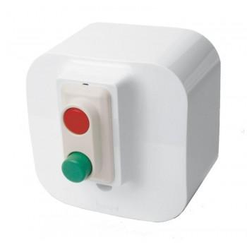 Автомат 1п 20А, белый